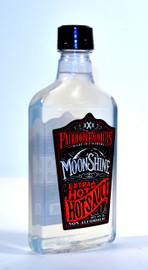 Moonshine Hot Sauce- Extra Hot (8/10 Heat Scale)