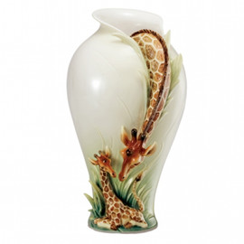 Endless Beauty Giraffe Miedium-Size Vase