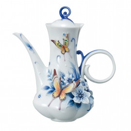 Forever Wedding Teapot