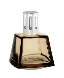 Polygon Smoky Brown Lampe Berger Fragrance Lamp