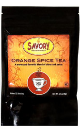 Savory Orange Spice Tea