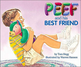 PEEF and his Best Friend Book
