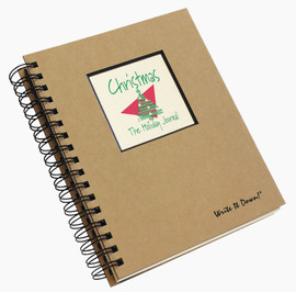 Christmas Write-It-Down Journal