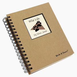 Wild Life Write-It-Down Journal