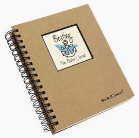 Boating Write-It-Down Journal