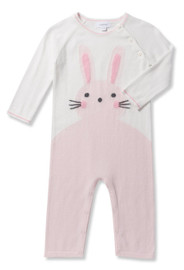Bunny Coverall - Pink