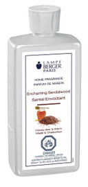 Enchanting Sandalwood 500mL Lampe Berger Fragrance Oil