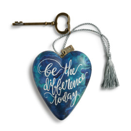Be the difference Art Heart