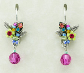 Petite Flower Earrings