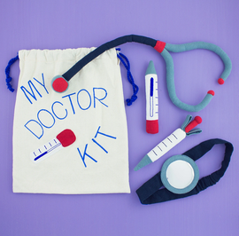Children's Doctor Kit