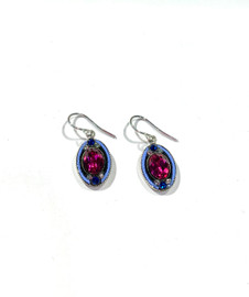La Dolce Vita Bermuda Blue Earrings