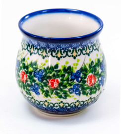Polish Pottery Mugs - Bubble
