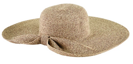 Ultrabraid Floppy Hat with Knot