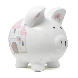 Unicorn Castle Piggy Bank