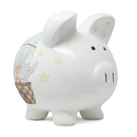 Air Balloon Piggy Bank