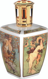 4 Seasons Mucha Lampe Berger Fragrance Lamp