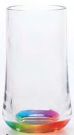 Acrylic Rainbow Reflections 14 oz. Tumbler