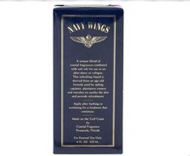 Navy Wings Cologne With Free Sprayer Applicator