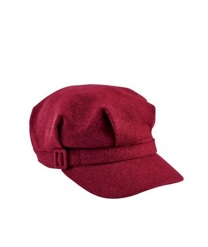 Cap with Buckle