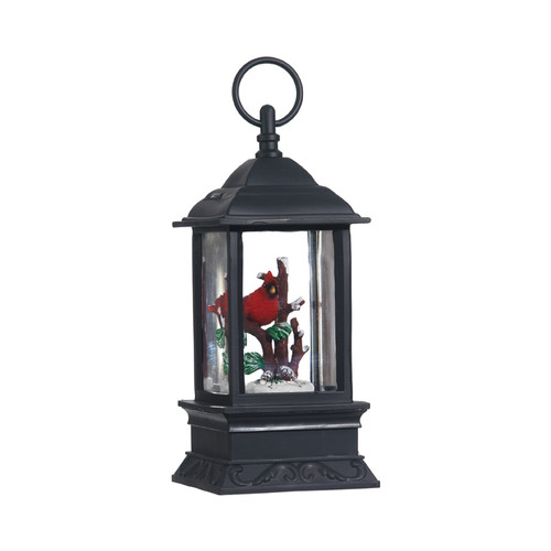 Cardinal Lighted Water Lantern (Small)