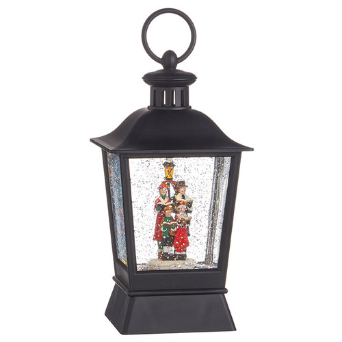 Caroler Lighted Water Lantern (Small)