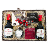 Red & White Wine Gift Basket