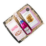 Pink Champagne Gift Baskets
