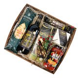 Pasta and Red Wine Gift Basket Delivery