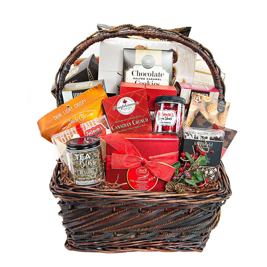 Send Gourmet Gift Basket