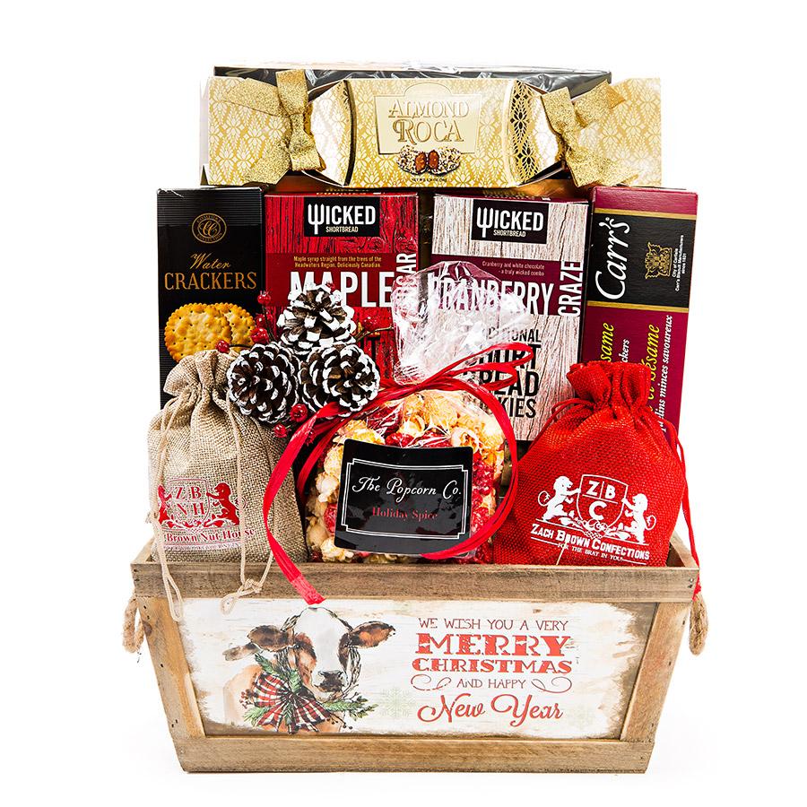 Christmas gift baskets mississauga