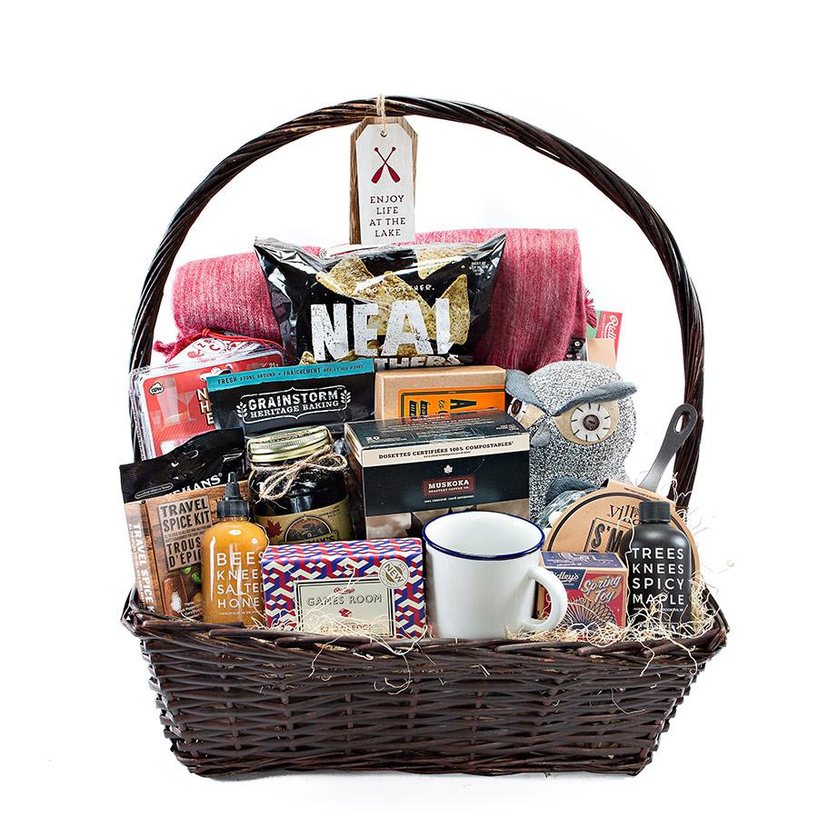 Cottage Gift Basket Delivery