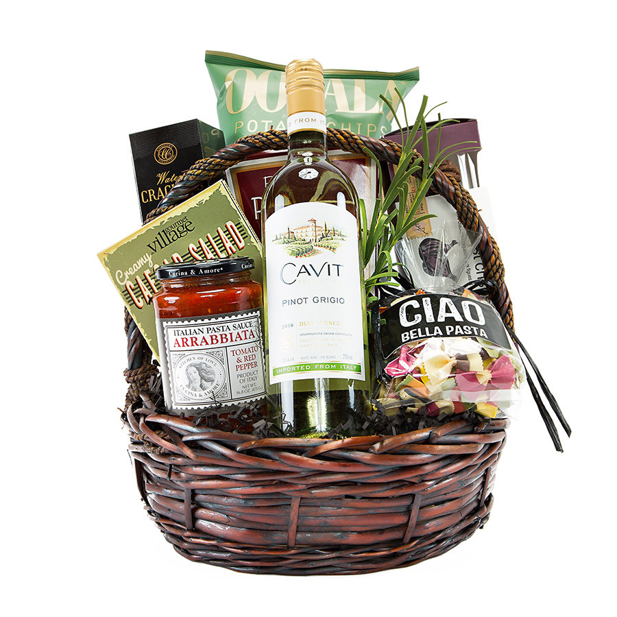 Wine Gift Basket Delivery
