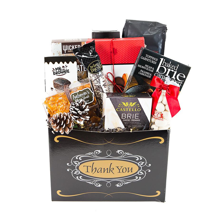 Thank-you Gift Basket