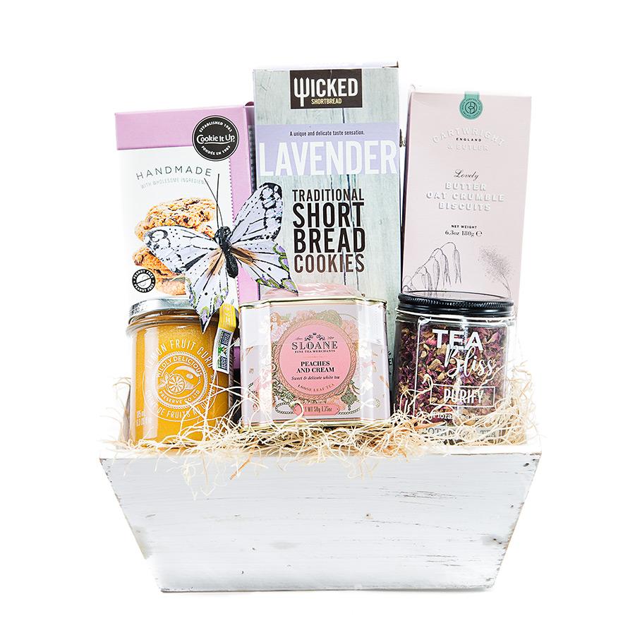Tea Lovers Gift Basket