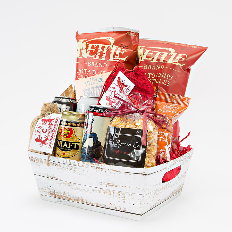 Beer gift baskets delivery