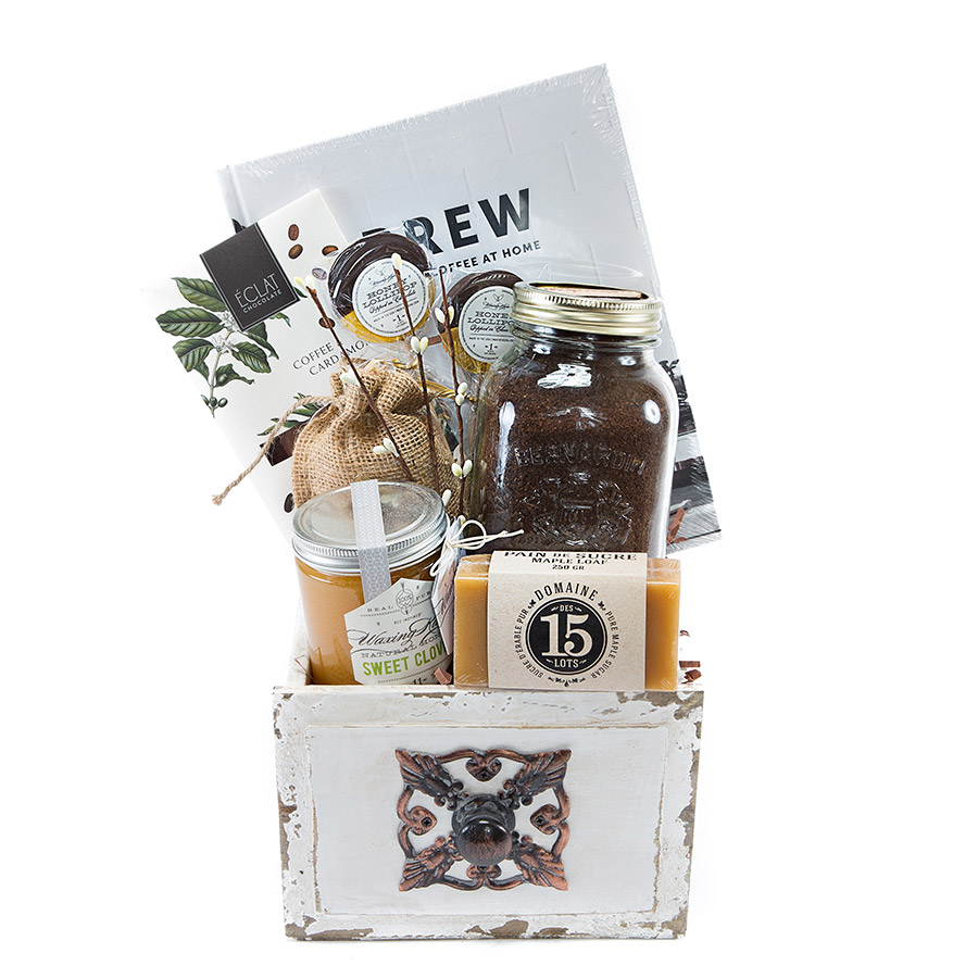 Coffee Gift Baskets Canada