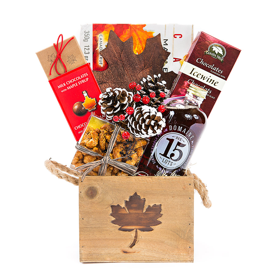 Canadian Gift Baskets