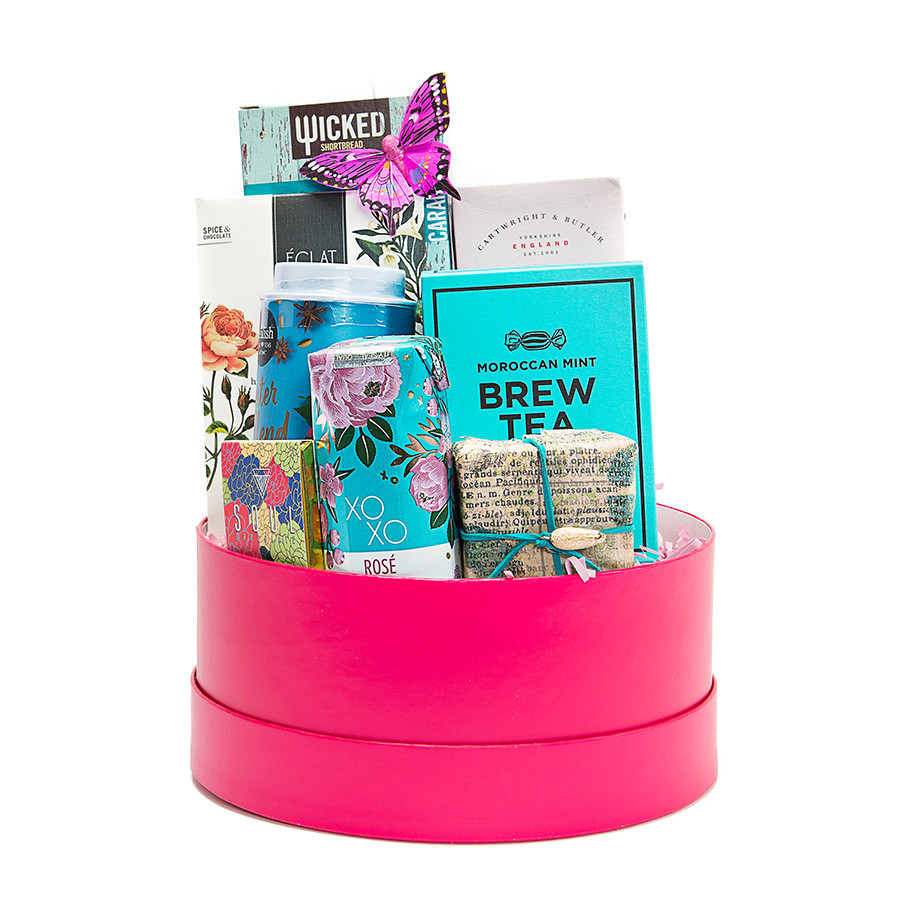 Tea and Wine Gifts for Her