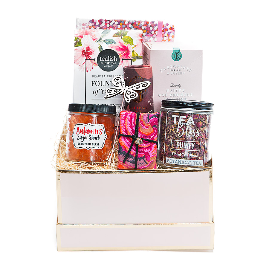 Spa Gift Baskets For Her