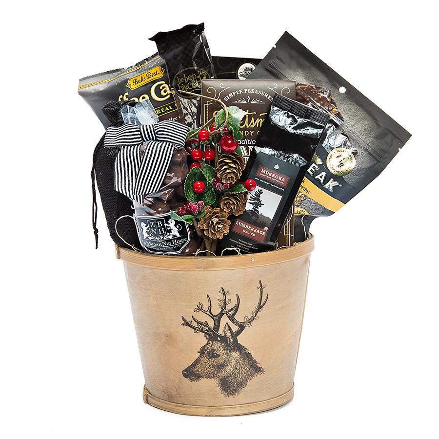 Canadian Gift Basket
