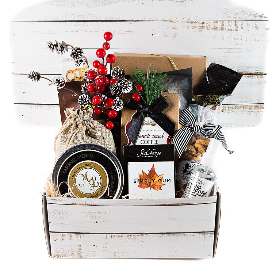 Foodie Gift Basket