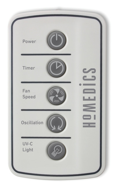 Replacement Remote Control for HoMedics AR-29