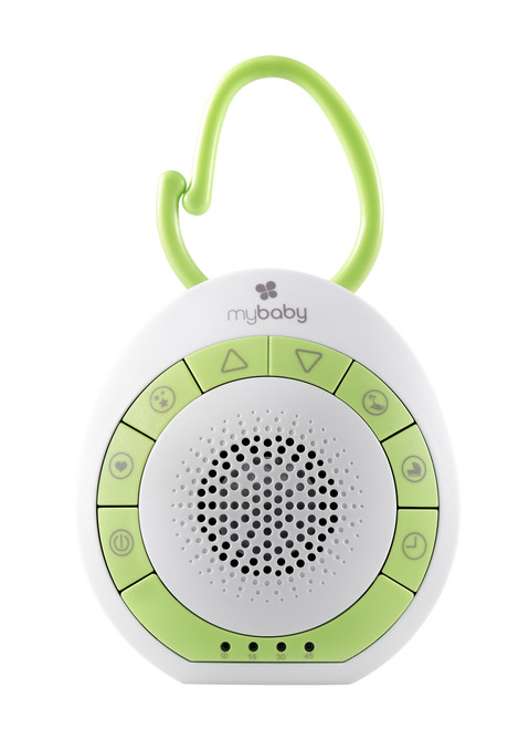 MyBaby SoundSpa On-The-Go Portable Baby White Noise Machine