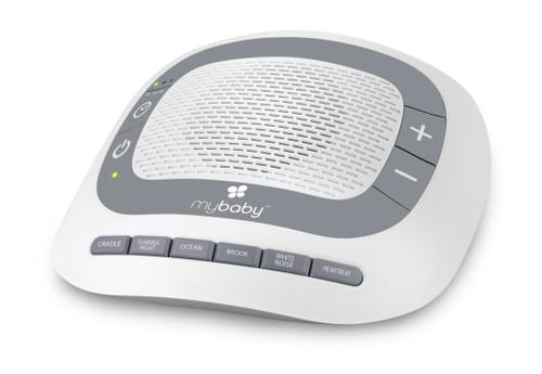 MyBaby SoundSpa Portable - Lullaby, Heartbeat & White Noise Baby Sleep Aid