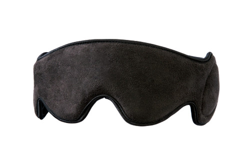 Travel Eye Mask with Built-In Headphones