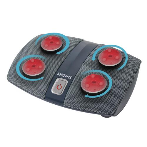 Dual Shiatsu Foot Massager with Heat - Product image of the HoMedics Dual Shiatsu Foot Massager with Heat - HoMedics UK