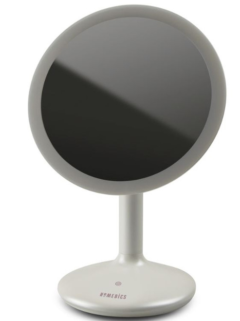 Touch & Glow Beauty Dimmable LED Mirror - Product image of the HoMedics Touch & Glow Beauty Dimmable LED Mirror - HoMedics UK