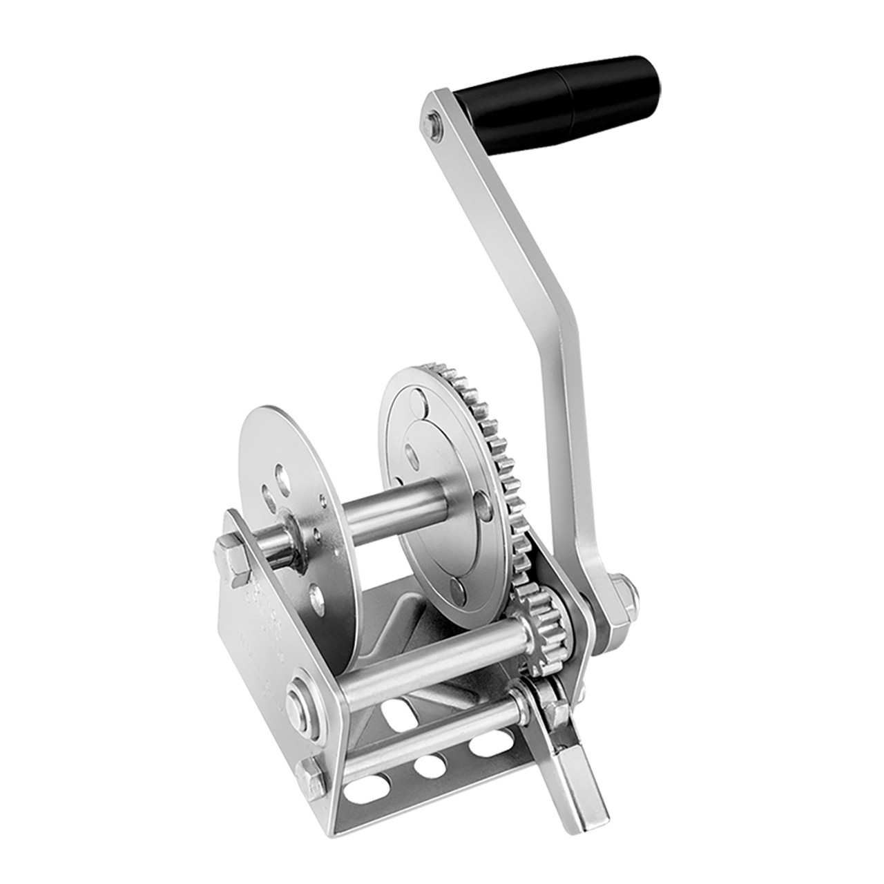 142001 - Fulton 900lb Single Speed Winch - Strap Not Included