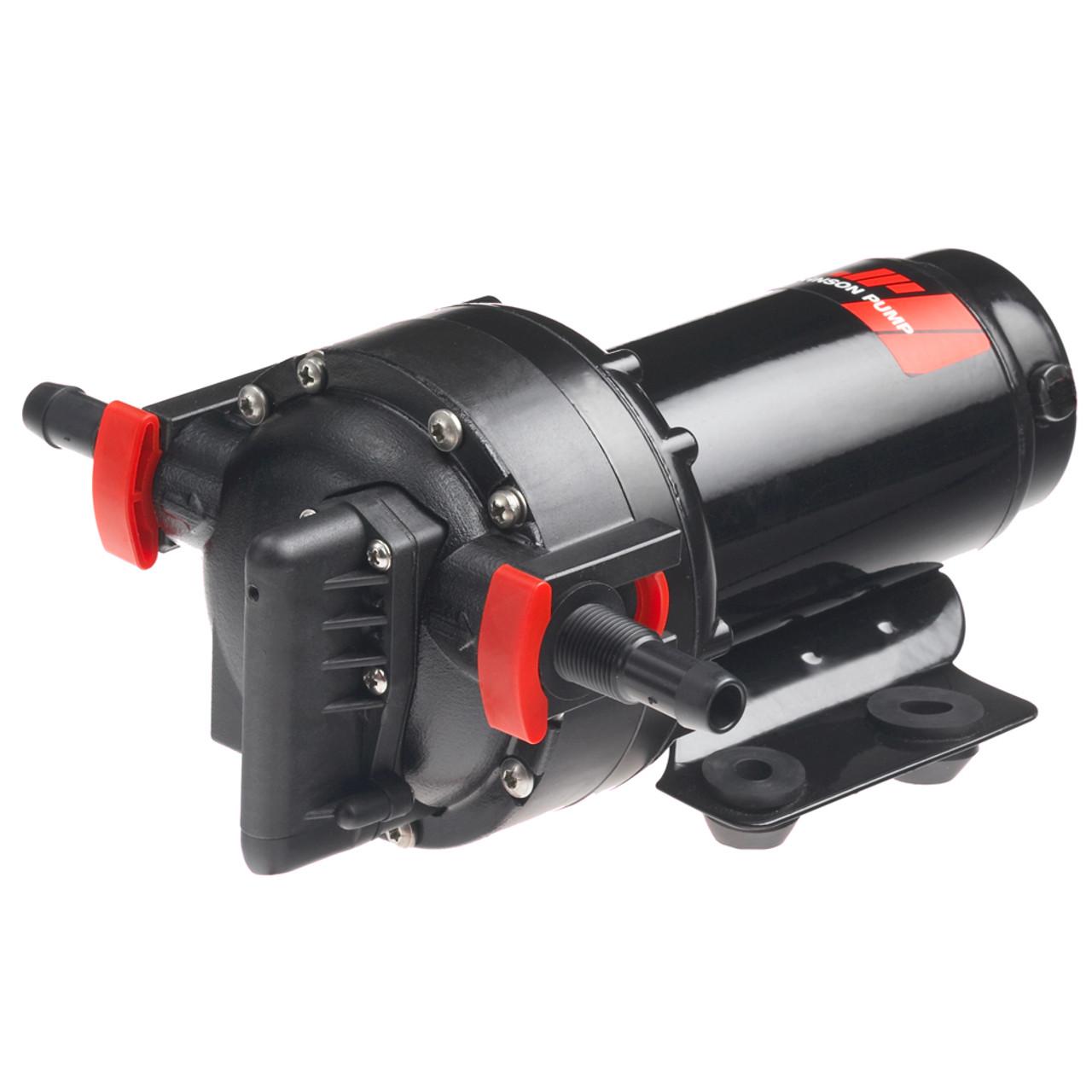 Johnson Pump 1.1 Pump//Faucet Combo 12V 61123