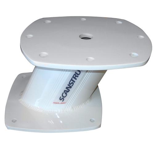 "APT6003 - Scanstrut 6"" Aluminum PowerTower® f/Open Array Raymarine (4'), Furuno (2'), Garmin & Navico HALO™ (3', 4', 6')"